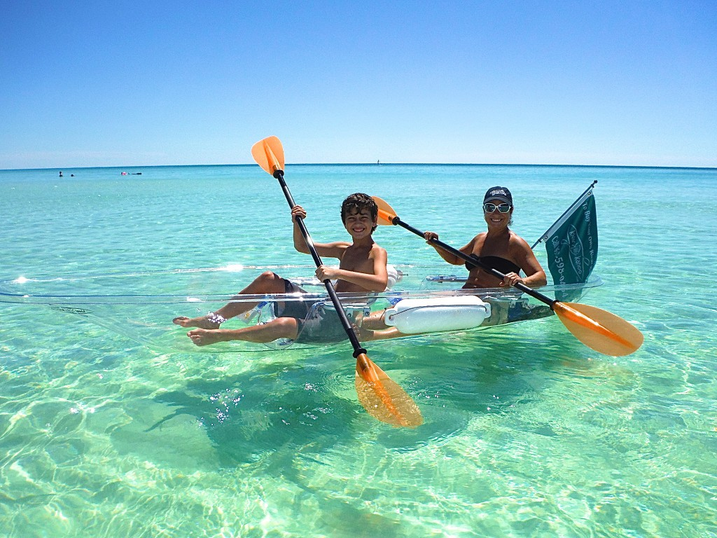 totally transparent canoes and kayaks the best prices for 2016