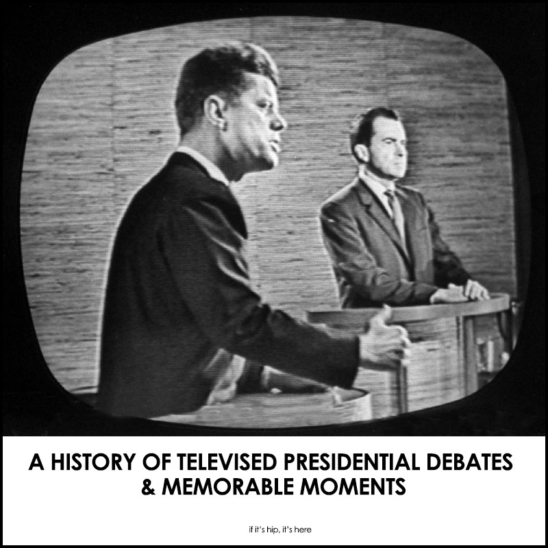 Memorable Moments in the History of Televised Presidential ...