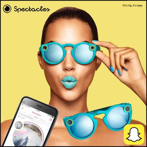 Read more about the article Snap Launches Spectacles Camera-Integrated Eyewear