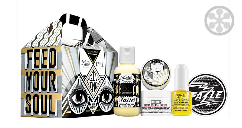 Kiehl S Amp Faile Holiday Collection Feeds The Hungry