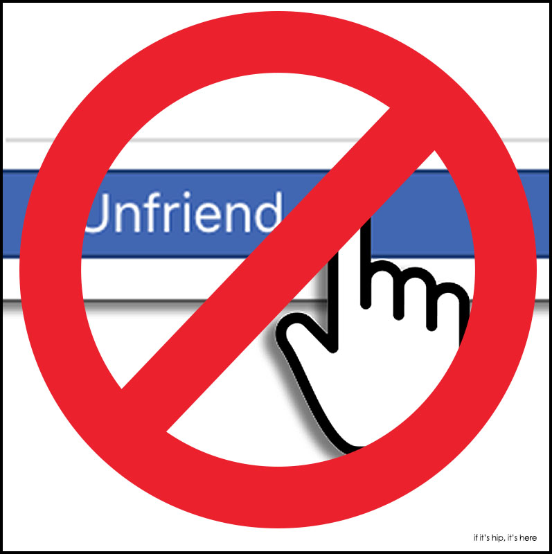 Why I Won't Unfriend, Unfollow or Block Those With Differing Political Opinions
