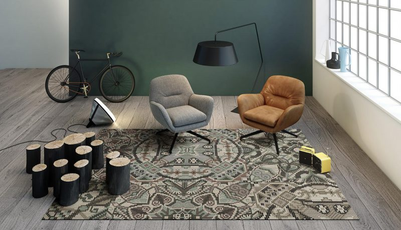 rugxstyle area rugs from object carpet are stylish and strong. Black Bedroom Furniture Sets. Home Design Ideas