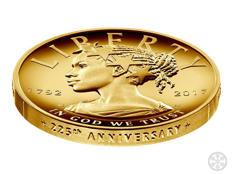 new design for american liberty coin