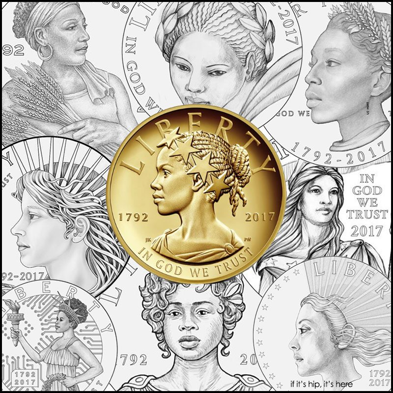 American Liberty Coin and The Rejected Designs