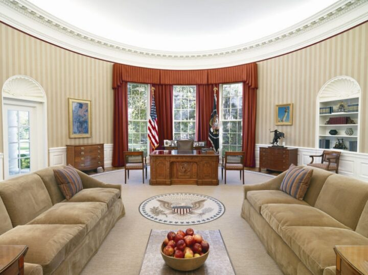 Oval Office Trump Style: My Inauguration Gift