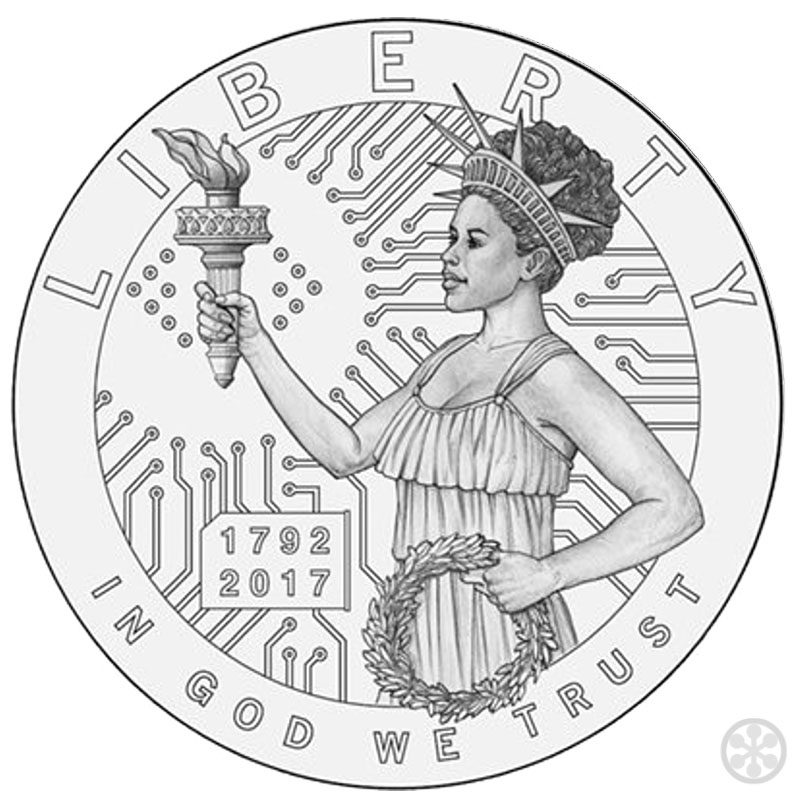 design candidate American Liberty Coin