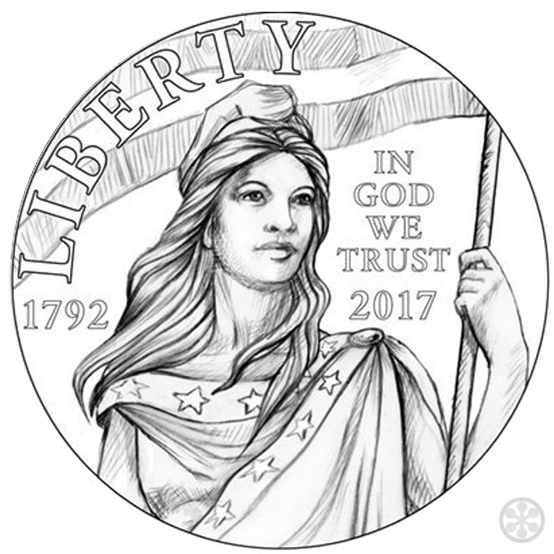 candidate for american liberty coin