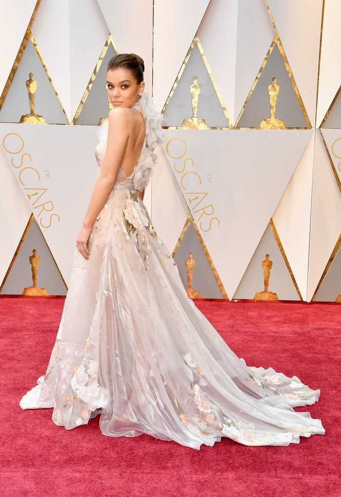 Hailee Steinfeld in Ralph and Russo