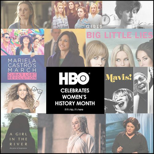 Read more about the article HBO Celebrates Women's History Month