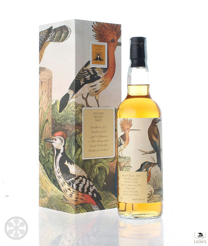 Stunning Limited Edition Single Malts For Bird Lovers