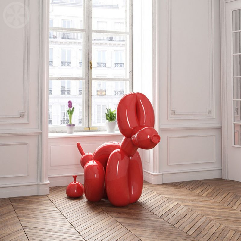 Whatshisname Comes Out With A Pooping Balloon Dog