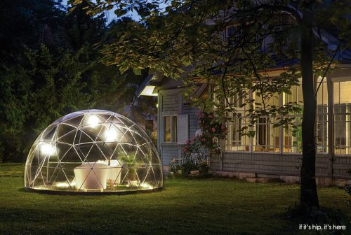 Read more about the article Get Your Own Garden Igloo & Stay Out Of Mine!