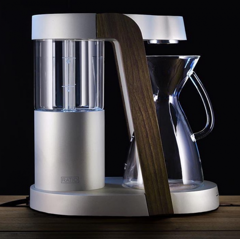 Ratio Eight Edition Coffee Makers: Brewing Meets Beauty