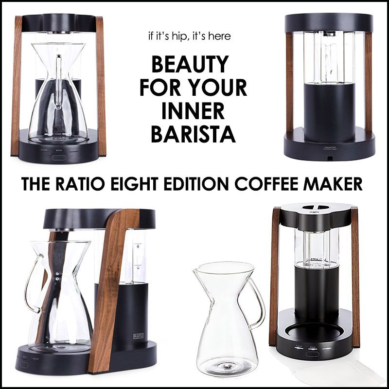 Ratio 8 Coffee Maker Review : if it s hip, it s here Ratio Eight Edition Coffee Makers: Brewing Meets...