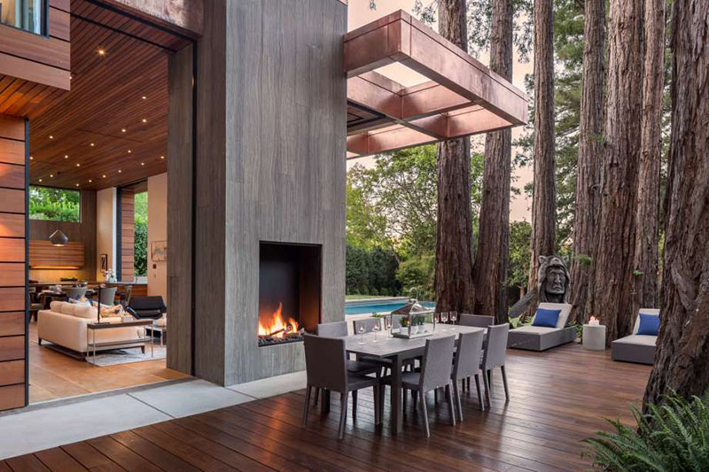 Redwood Surrounded Ross Home Asking 15 Million