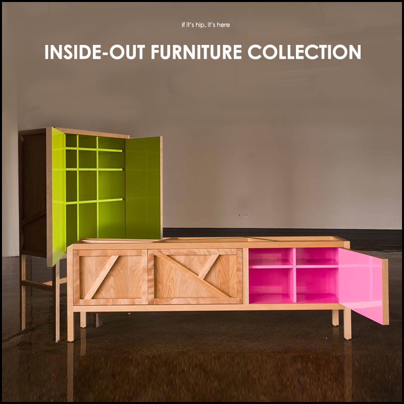 The Inside Out Furniture Collection Lungo And Largo