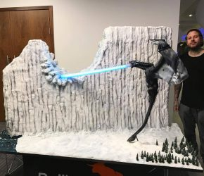 Tattooed Bakers Game of Thrones Cake Is Deliciously Mind-Blowing