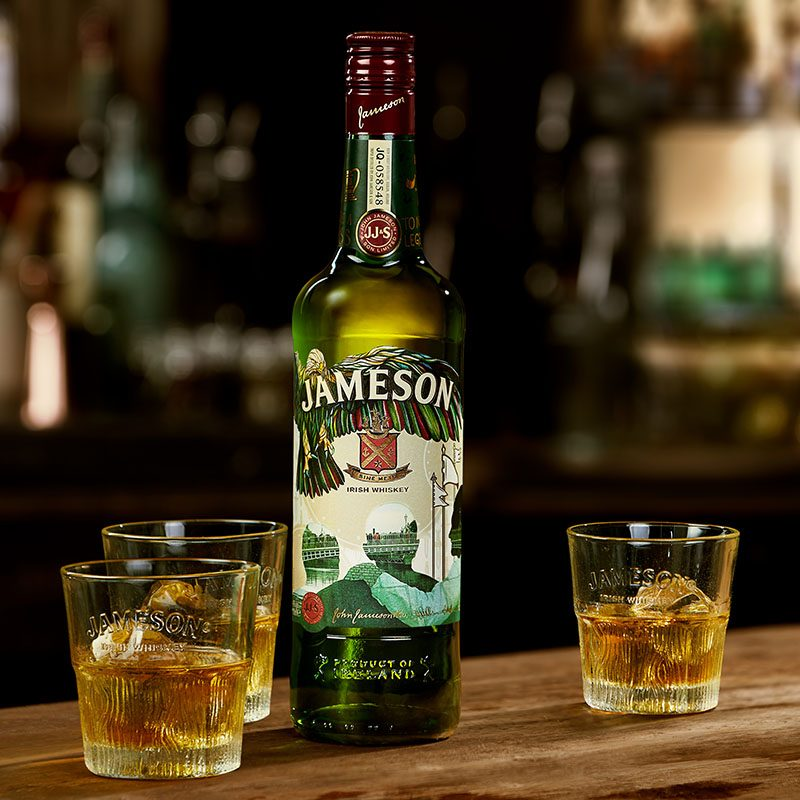 jameson irish whiskeys marketing team communication A high level of successful collaboration and partnering with international peers in multiple global markets director of marketing, jameson irish whiskey.