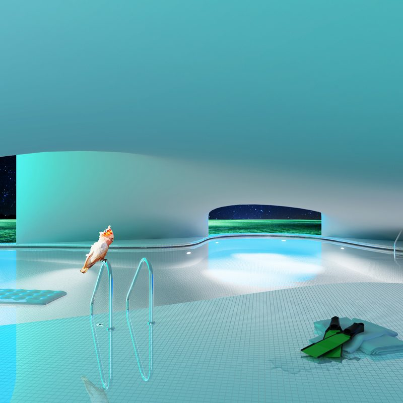 New York Design Firm, SO-IL's Pool
