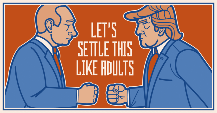 Indie Brewery and Roastery Offers Trump Putin Summit Beer and Coffee