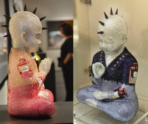 Read more about the article Sparkly Punk Buddhas by Metis Atash