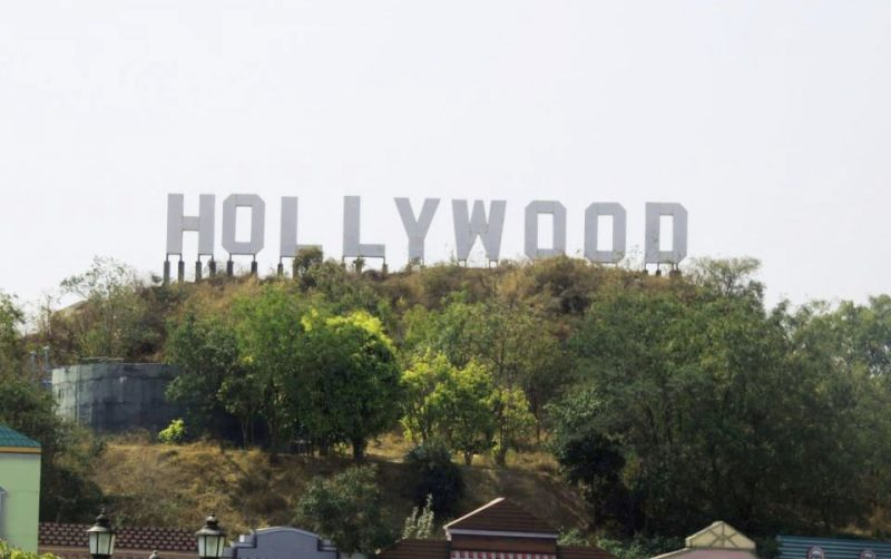 other hollywood signs