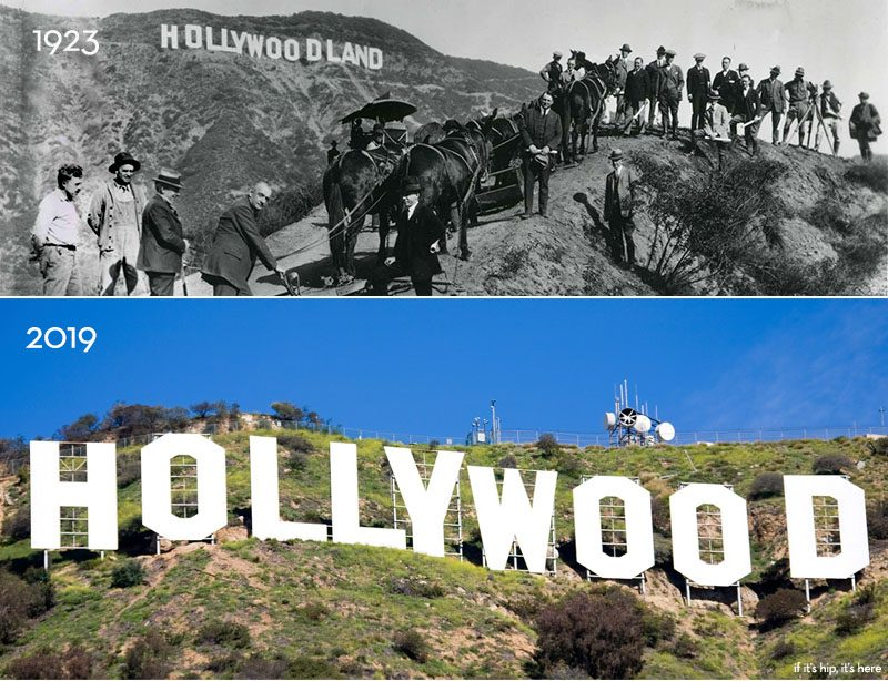 Hollywood Signs In Places Other Than Hollywood