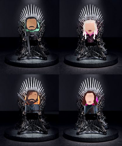 Read more about the article Game of Thrones Easter Eggs Printables. Worthy of The Iron Throne.
