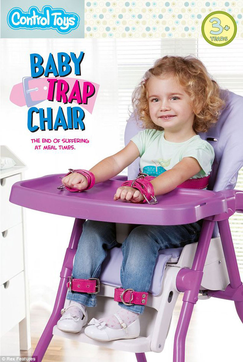 parody baby products
