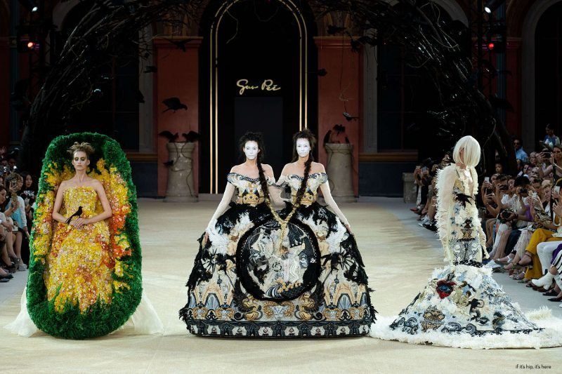Guo Pei Alternate Universe Couture Collection