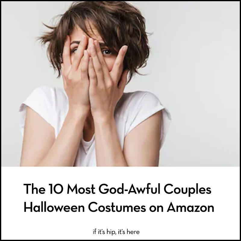 Worst Halloween Costumes for Couples