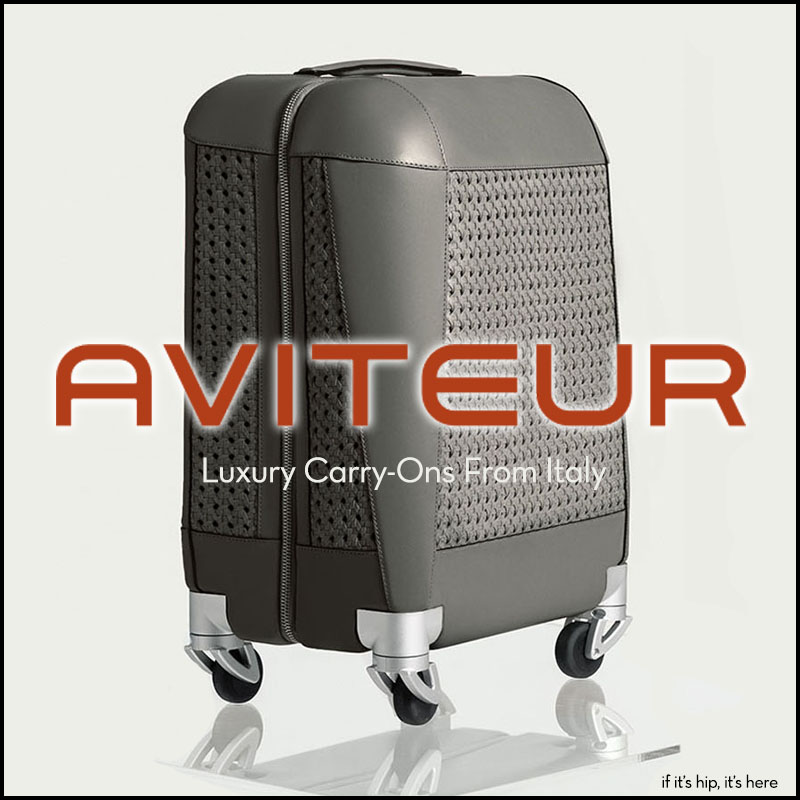 Aviteur carry-on luggage