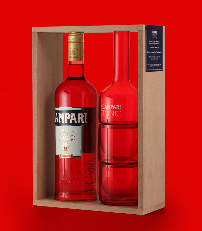campari this is not a bottle first edition