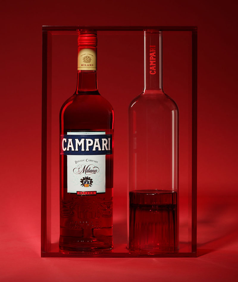 third edition campari this is not a bottle