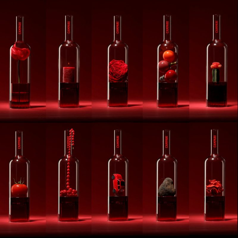 Campari Third Edition This Is Not A Bottle