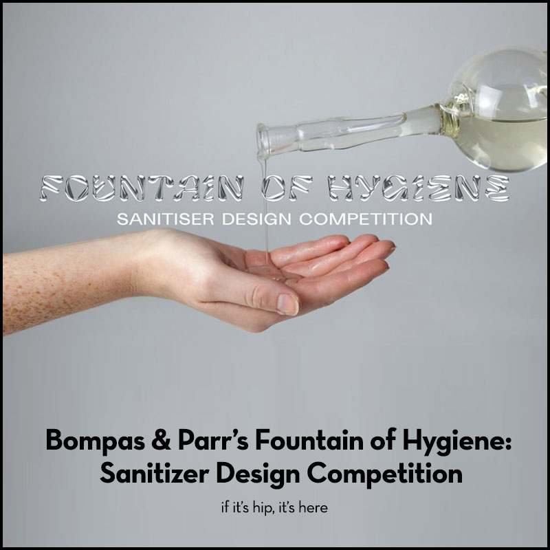 bompas and parr fountain of hygiene