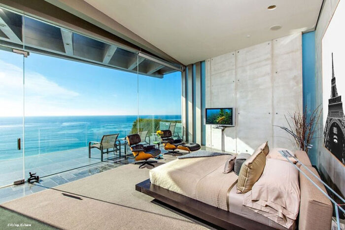 fabulous view from bedroom