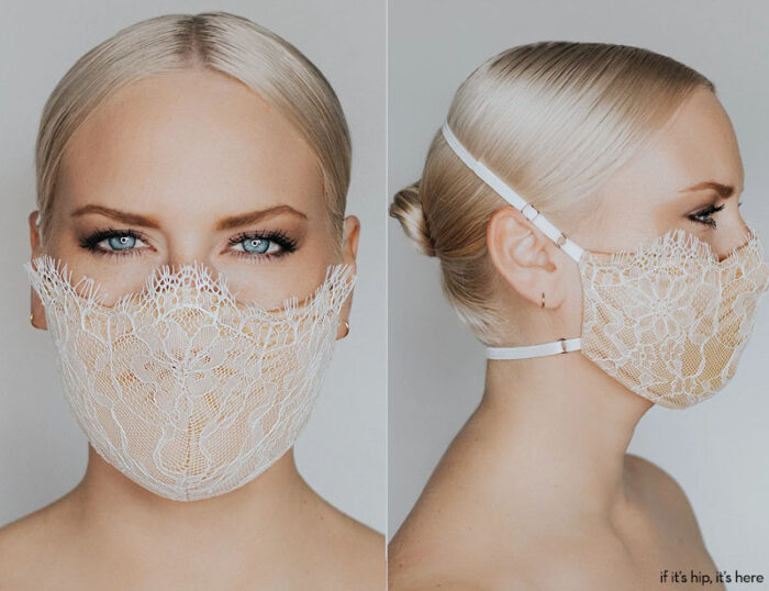 katie may provocateur mask ivory
