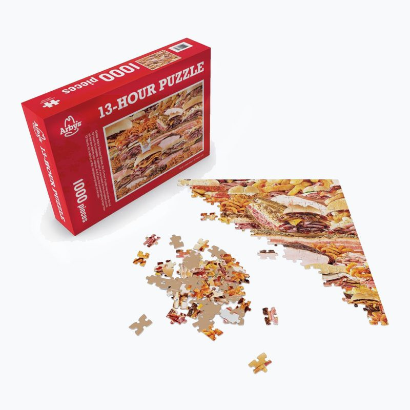 Arby's jigsaw puzzle
