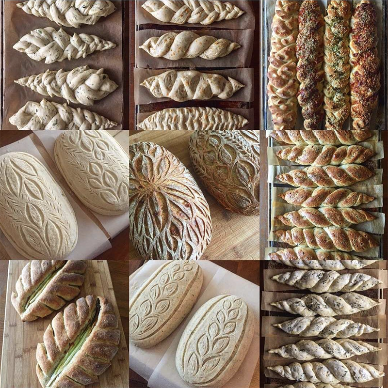 blondie and rye breads