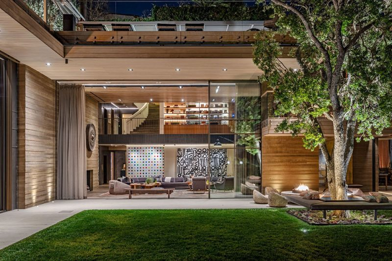 Pacific Palisades mansion for sale
