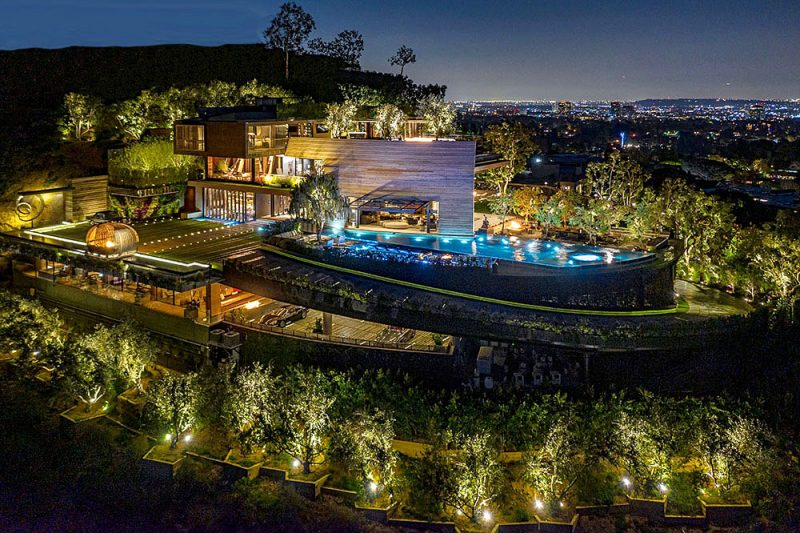 luxury real estate pacific palisades