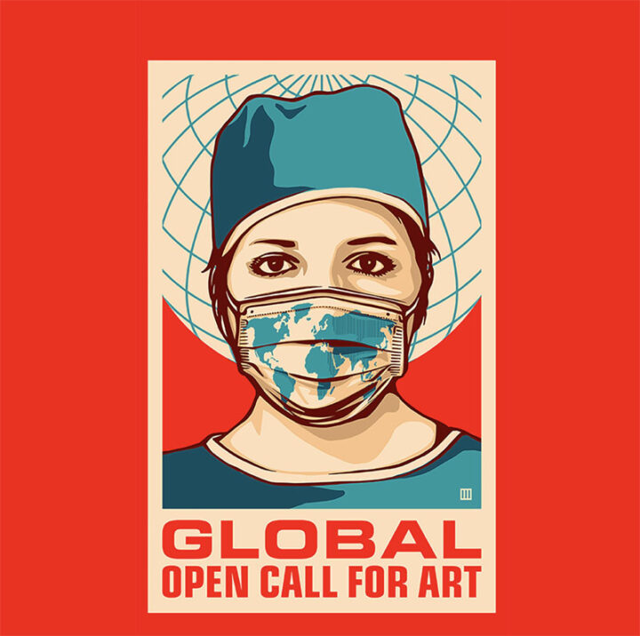 Promoting Mask-Wearing With Art by 18 Talented Artists