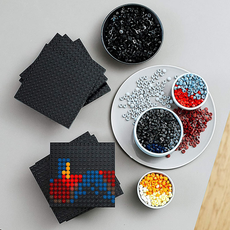 lego sith lord art kit components