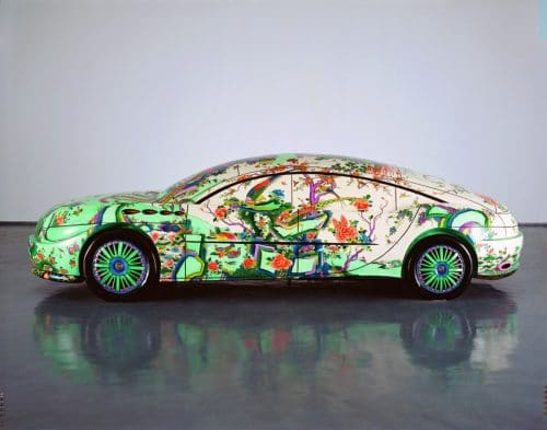 Read more about the article Porcelain Painted Cars by Chinese Artist Ma Jun