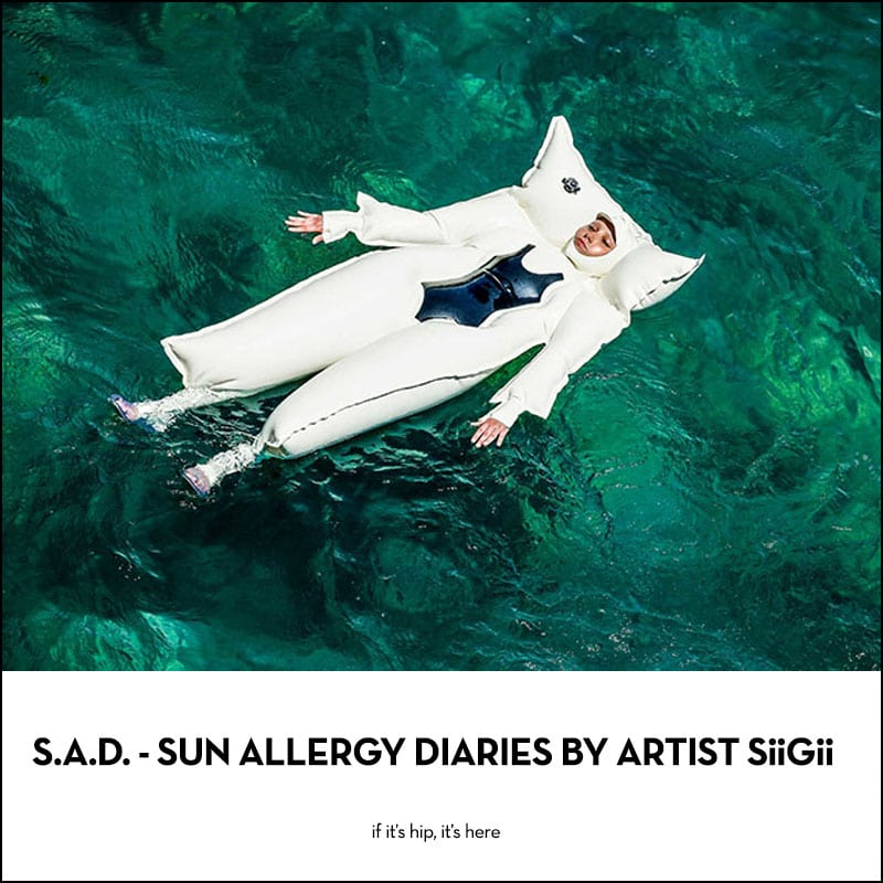 sun allergy diaries by Siigii