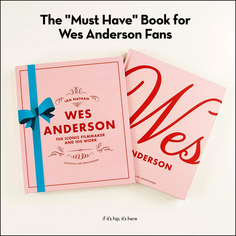 the must have bool for wes anderson fans