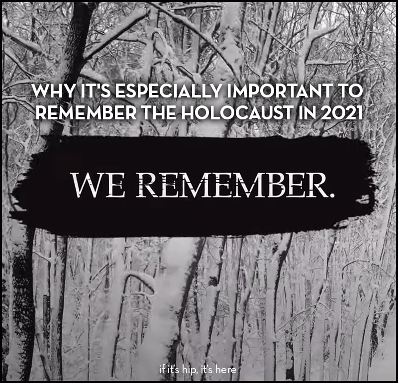 holocaust remembrance day 2021