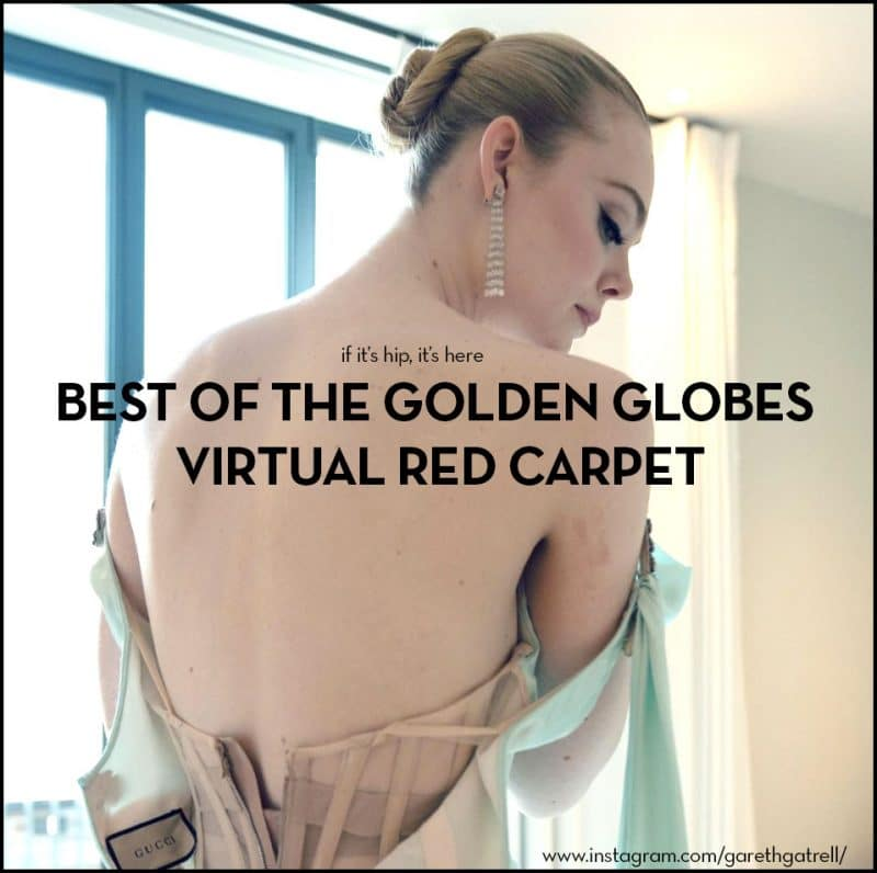 Best Of The Golden Globes Virtual Red Carpet