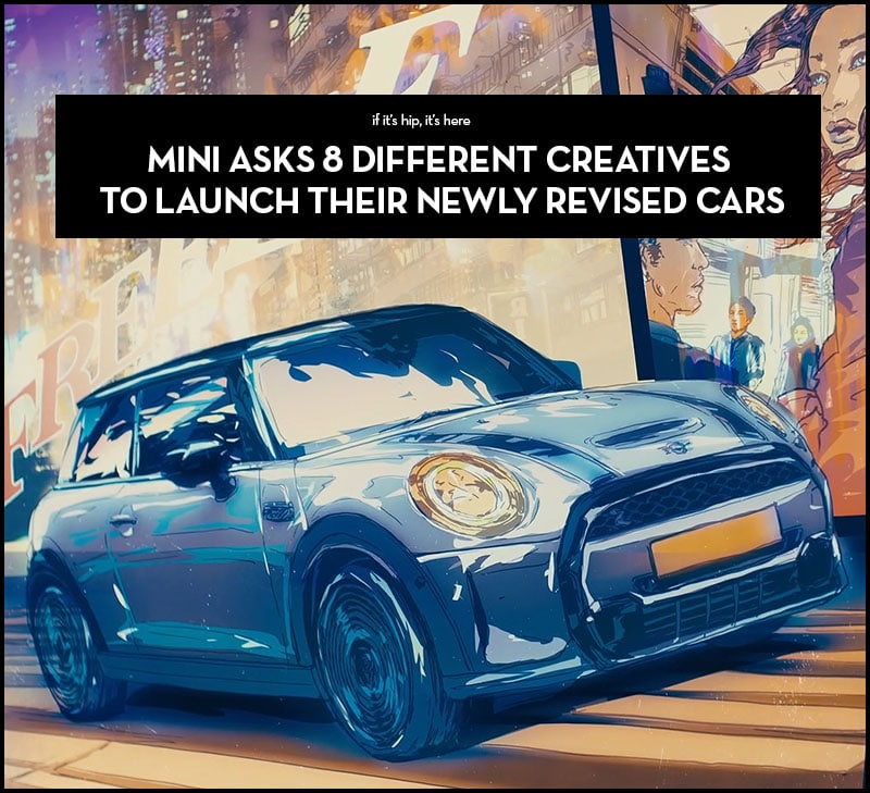 MINI launched by campaign